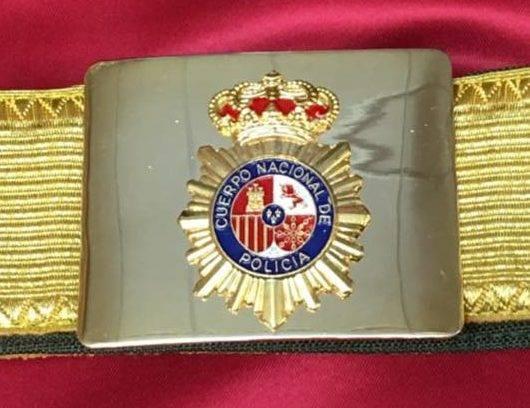 Emblema de Cinturón Gran Gala