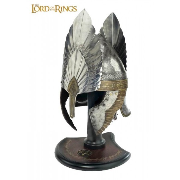 El Señor de los Anillos - Casco del Rey Elendil
