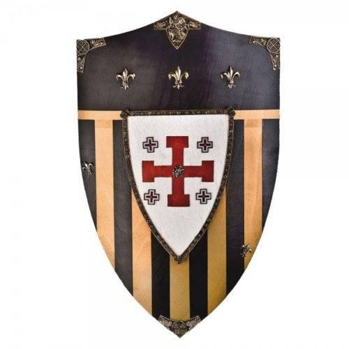 Escudo madera Jerusalem