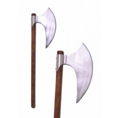 Hacha Decorativa Estilo Vikingo. Longitud 71 cm