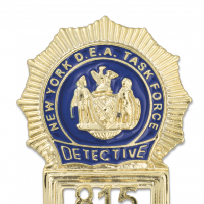 US NEW YORK DETECTIVE