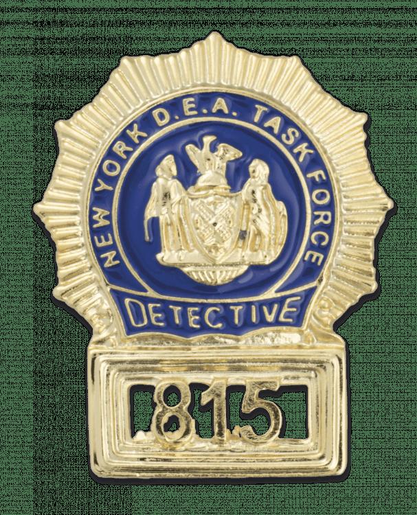 US NEW YORK DETECTIVE