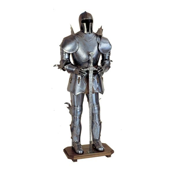 Armadura Aluminio Siglo XV
